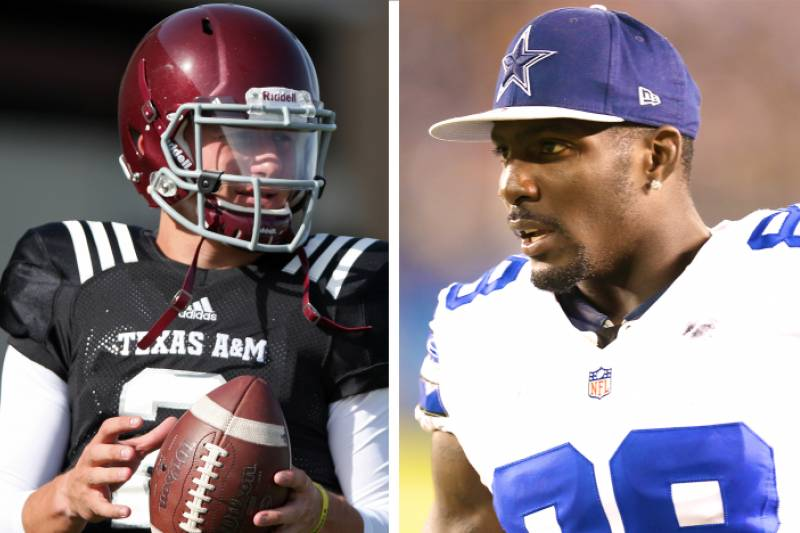 Does Dez Bryant Have A Point About Wanting Johnny Manziel