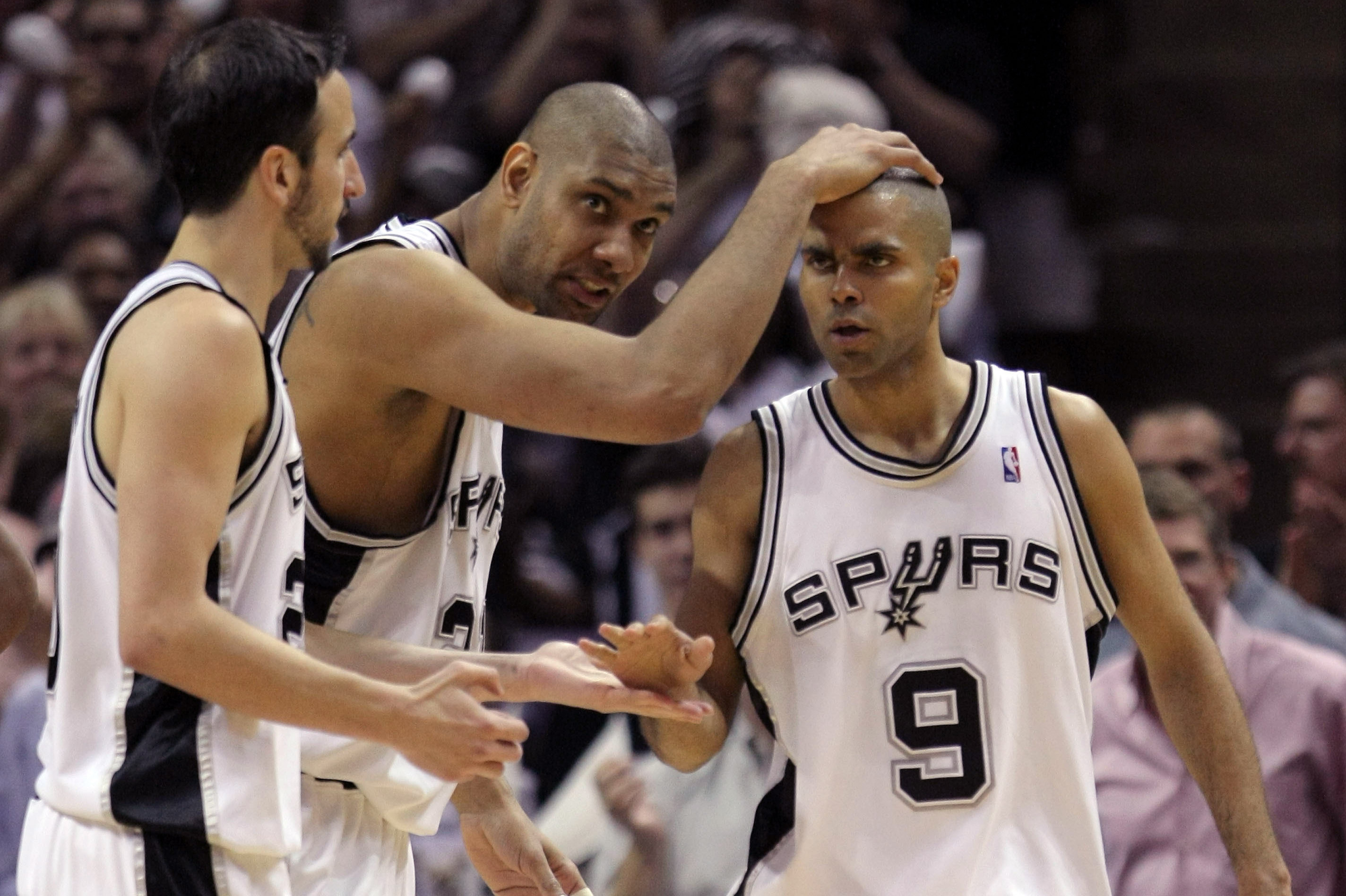 more photos 038f4 db361 Ranking the Top 25 Players in San Antonio Spurs History ...