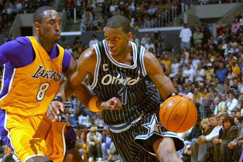 sale retailer 6b7db 9ba56 Kobe Bryant Calls Tracy McGrady the Toughest Guy He s Ever Played Against