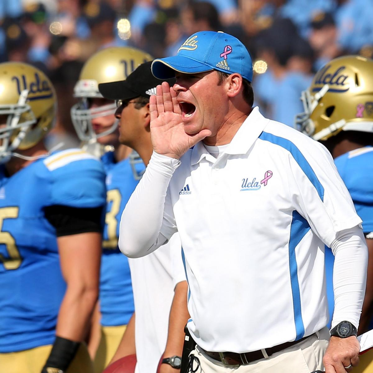 UCLA Bruins Football 2013 Team Program | Bleacher Report ...Bruins Bleacher Report