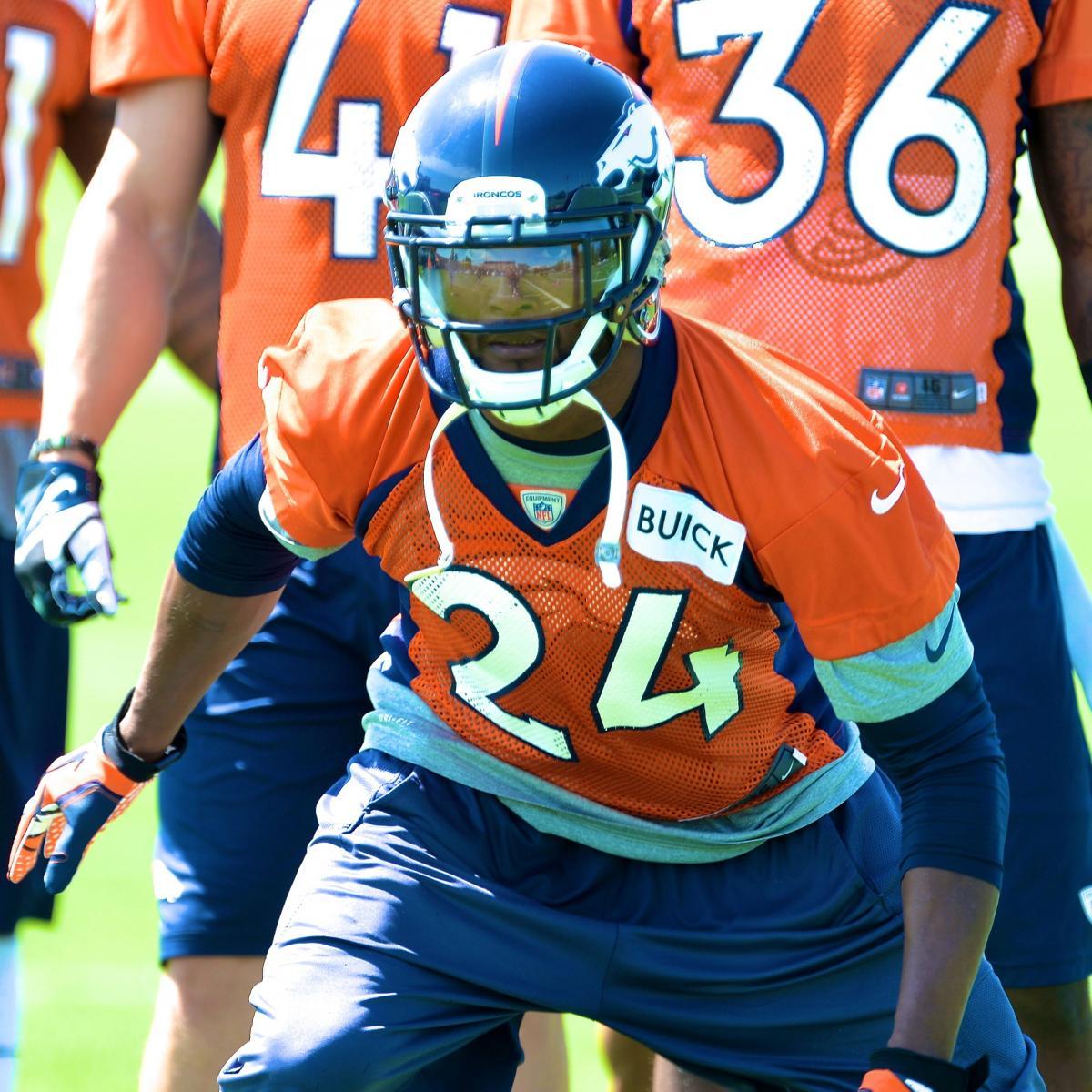 Champ Bailey Injury: Updates On Denver Broncos Cornerback