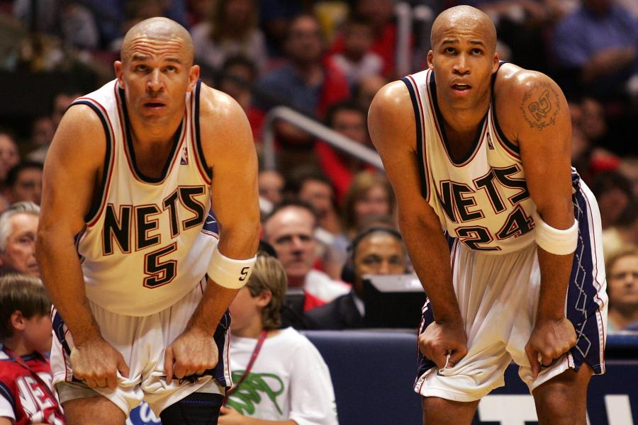 2a7b12ef Ranking the Top 25 Players in Brooklyn Nets History | Bleacher Report |  Latest News, Videos and Highlights