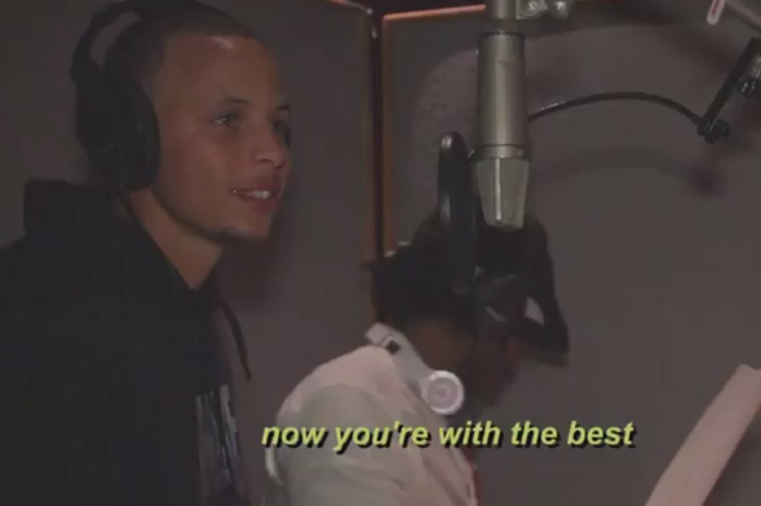 836ef0066905 Steph Curry Remixes James Harden s  Harden Soul  Song