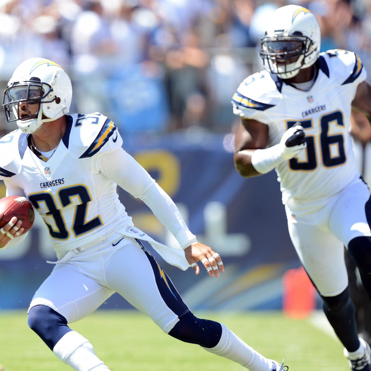 San Diego Chargers Bleacher Report: Predicting Awards Honors For The San Diego Chargers' 2013
