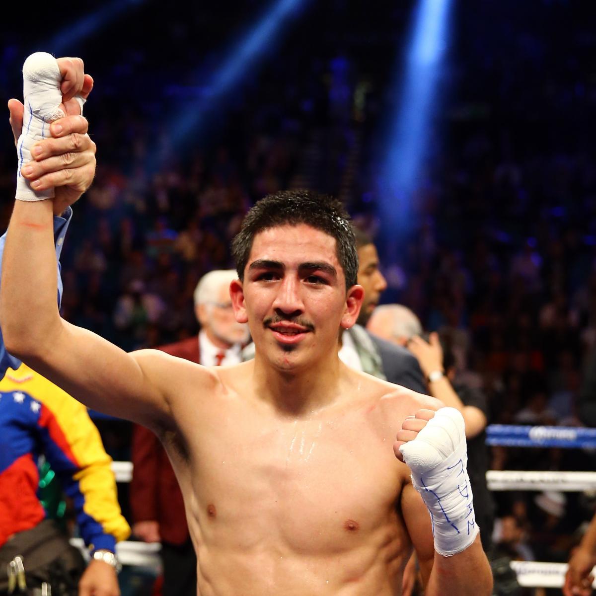 Victor Terrazas Vs. Leo Santa Cruz: Fight Time, Date, Live
