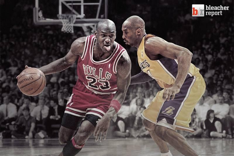 ed08e0b0187304 Kobe Bryant has his work cut out for him if he hopes to surpass Michael  Jordan