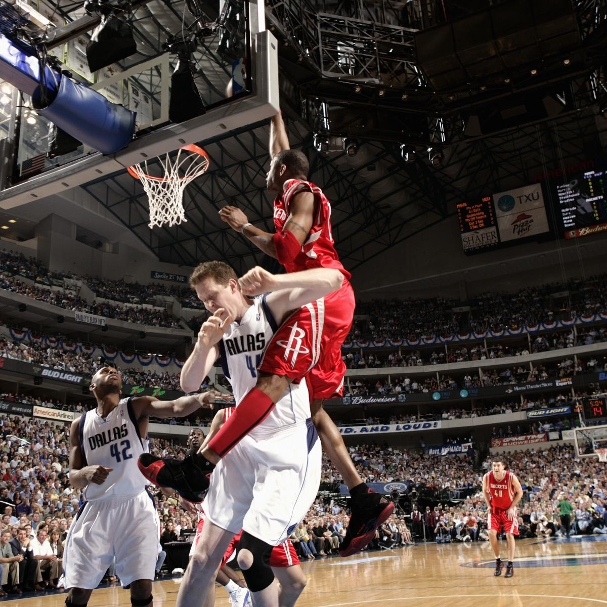 We Remember: Tracy McGrady's Poster Dunk On Shawn Bradley