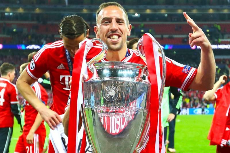 Resultado de imagem para Ribéry 2013