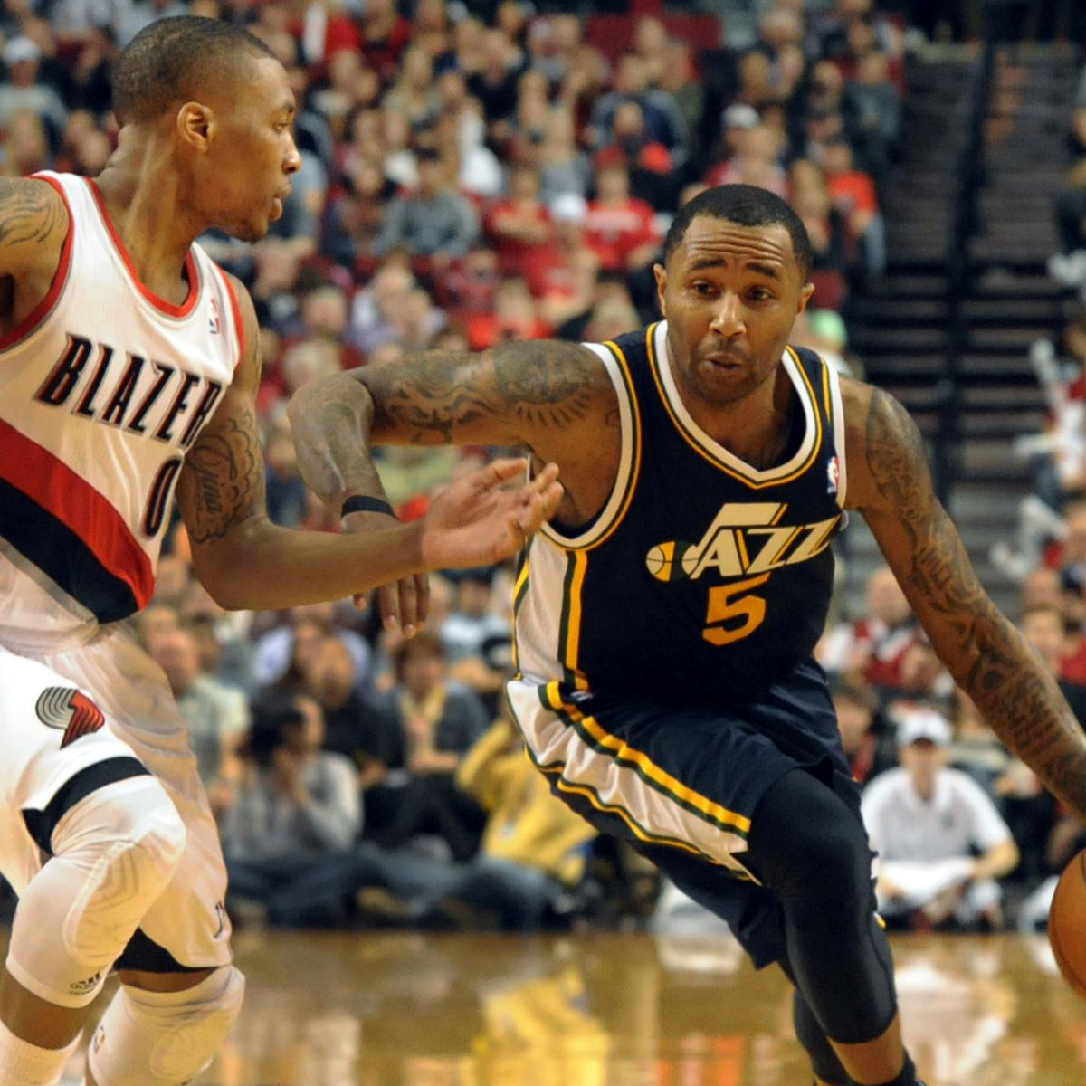 Portland Trail Blazers Team Roster: Checklist For Mo Williams To Thrive With Portland Trail