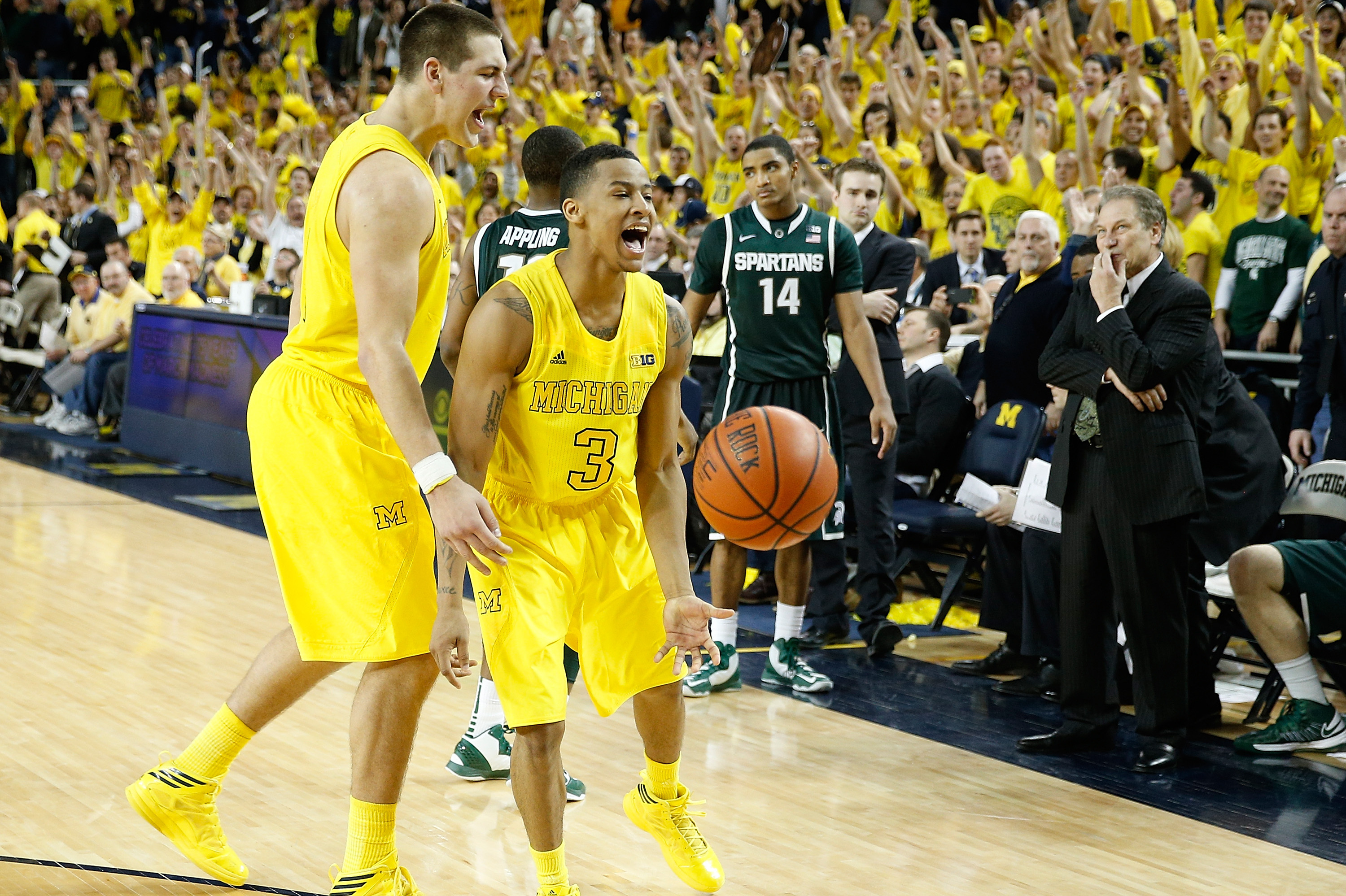 Michigan Basketball 2013 14 Schedule 5 Must See Games