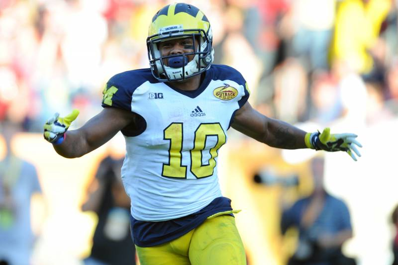 eb320cb6132b10 Michigan Football  Senior Leaders Who Must Thrive for Wolverines in 2013