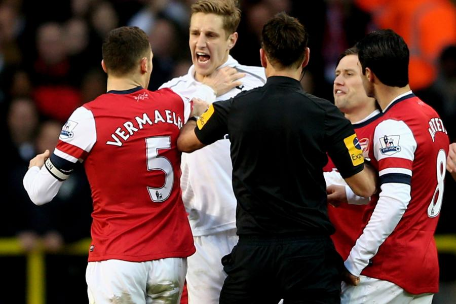 Beginner S Guide To The Arsenal Tottenham Rivalry Bleacher Report Latest News Videos And Highlights