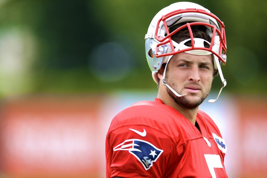 20165cf1b Dear Tim Tebow  It s Time to Realize Your NFL Career Is Over ...