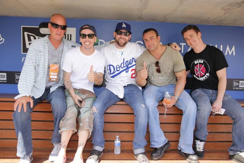 The Sandlot' Cast Takes over Dodger Stadium for 20th