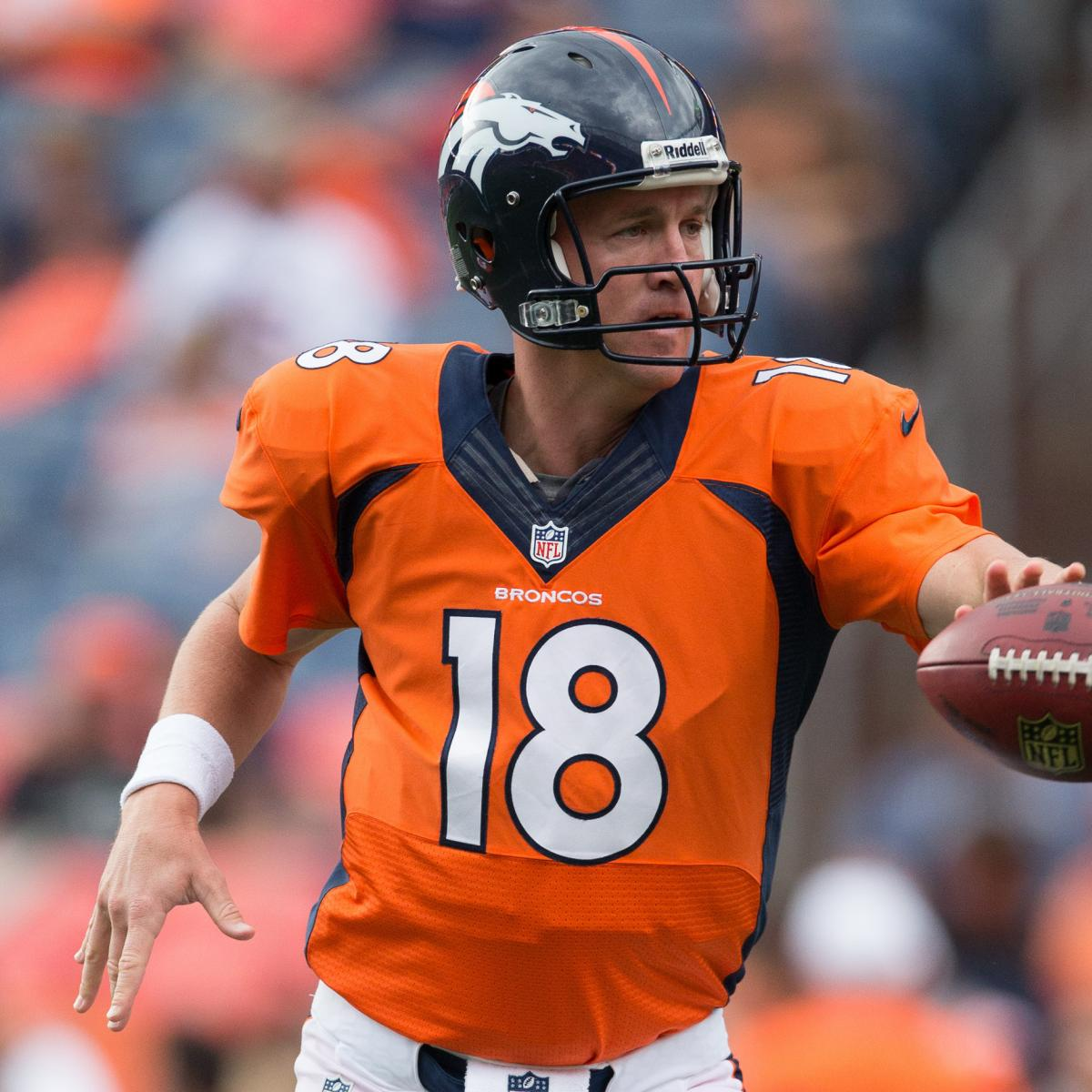 Why It's Now Or Never For Peyton Manning And The Denver