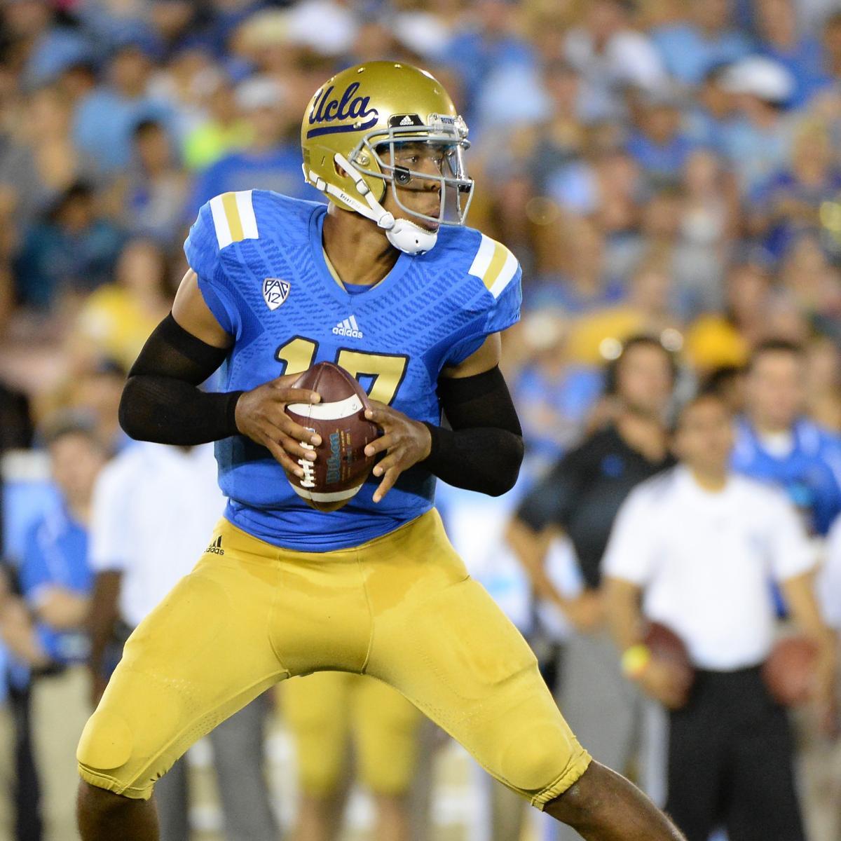UCLA Football: Does Bye Week Help Or Hurt Bruins' Chances