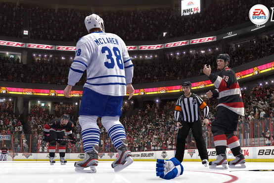 Nhl 14 Review What Experts Are Saying About Ea Sports Latest