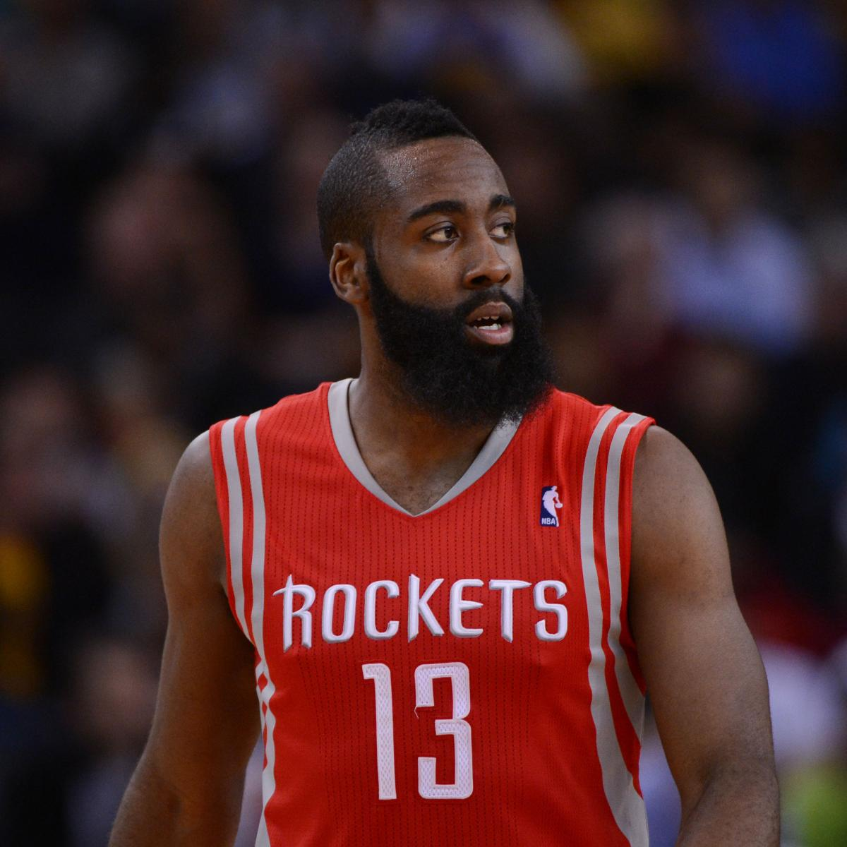 James Harden Quadruple Team: Is James Harden The NBA's Best Lefty?