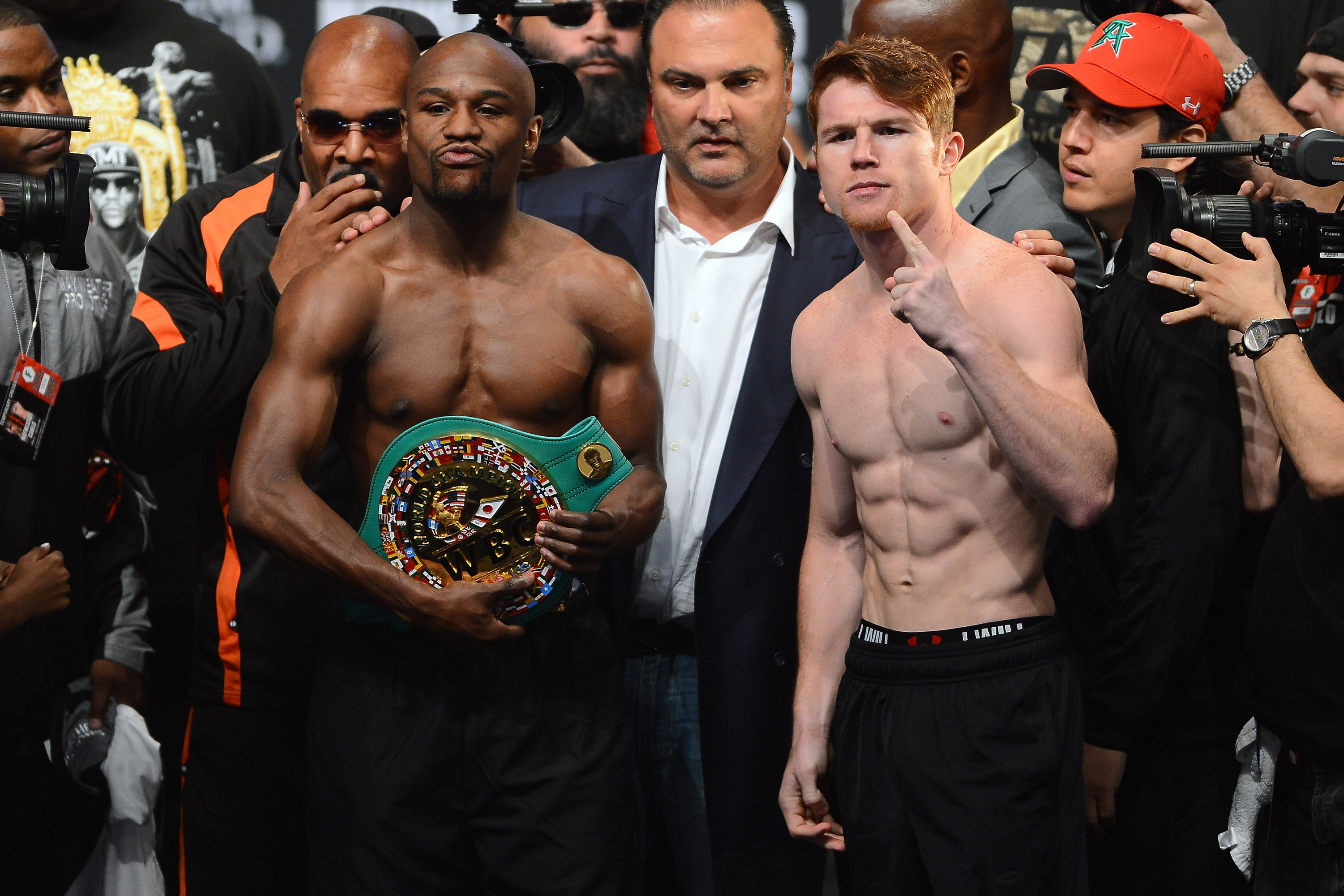 Canelo vs mayweather betting odds betting dietician