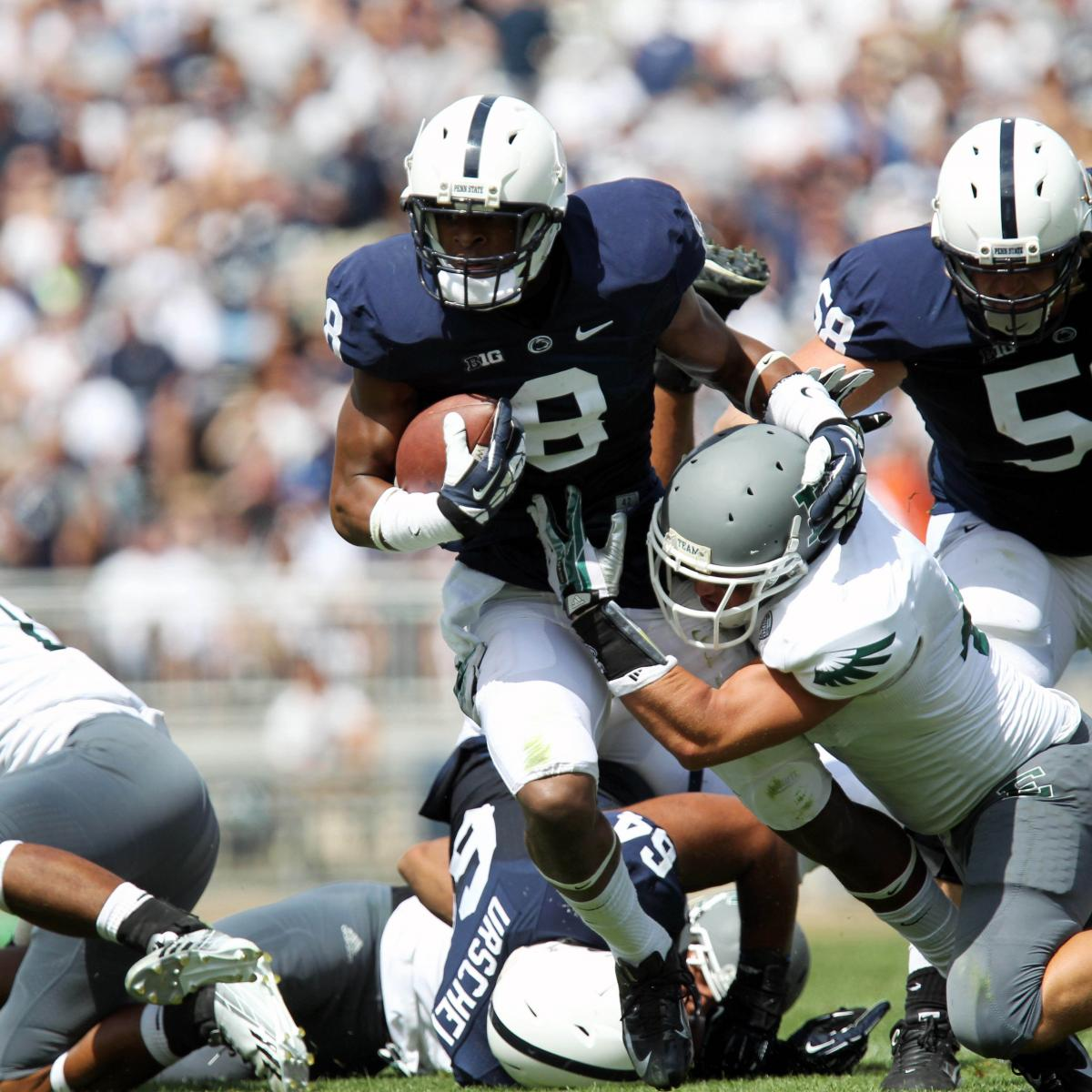 UCF Vs. Penn State: Live Score And Highlights