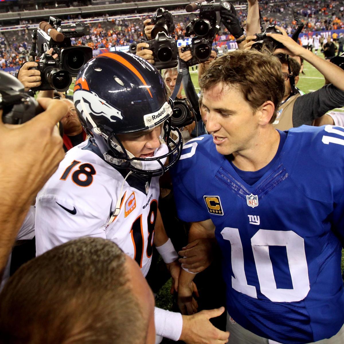 Broncos Vs. Giants: 8 Takeaways From Denver's 41-23