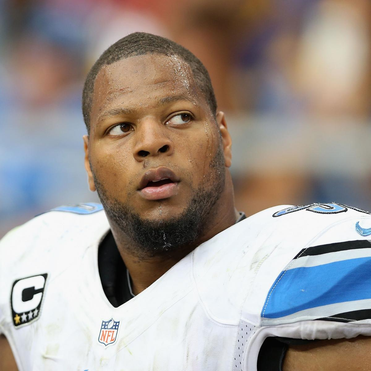 The Raiders Can And Should Sign Ndamukong Suh: Has Ndamukong Suh Become The NFL's Ultimate Villain