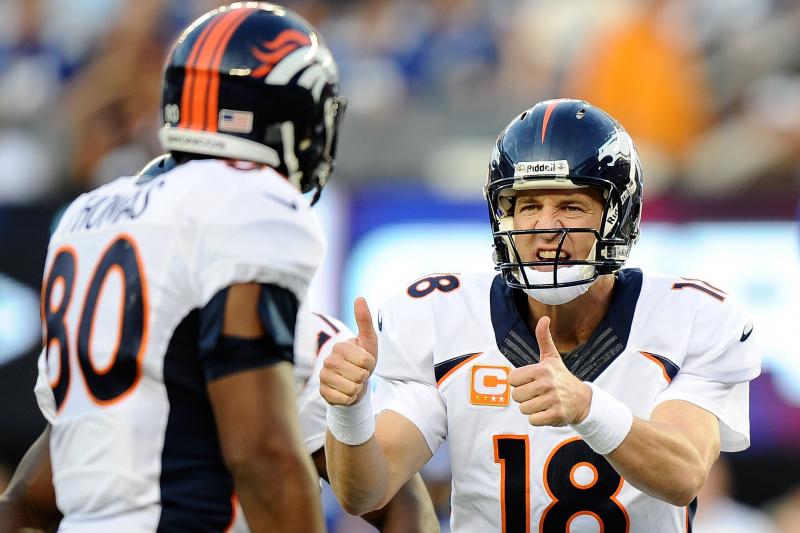 NFL Power Rankings: Complete Outlook at Start of Week 3