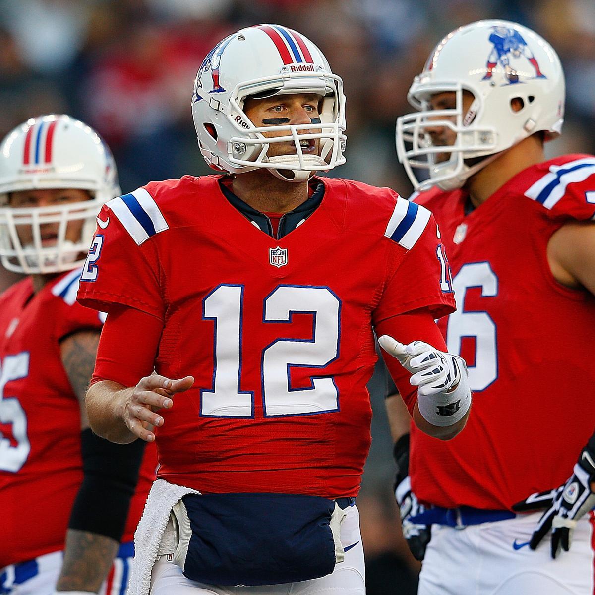sale retailer 851e7 62d86 Pat Patriot, R.I.P.? New NFL Safety Rule Forbids Alternate ...