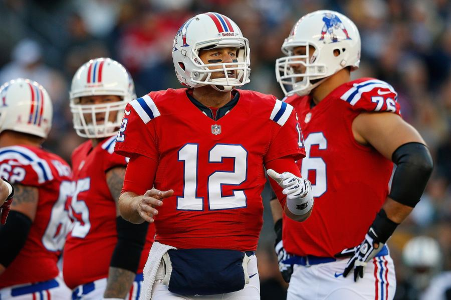 sale retailer 3386c 35568 Pat Patriot, R.I.P.? New NFL Safety Rule Forbids Alternate ...