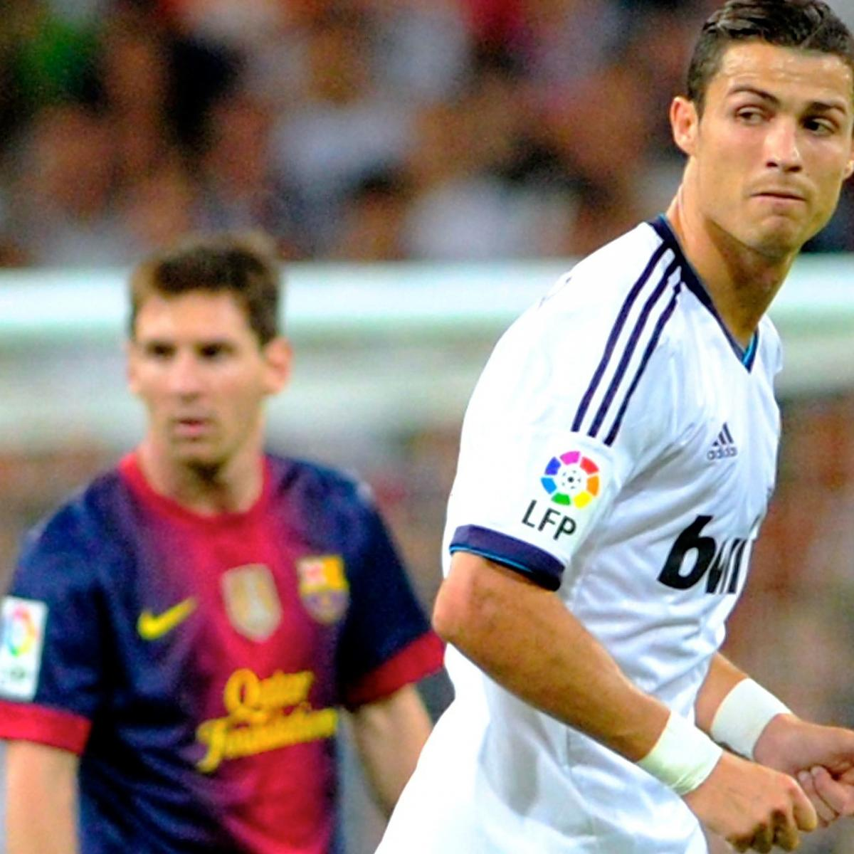 Cristiano Ronaldo I M Not Playing Just Lionel Messi: Ronaldo Claims Lionel Messi Is A More Complete Player Than