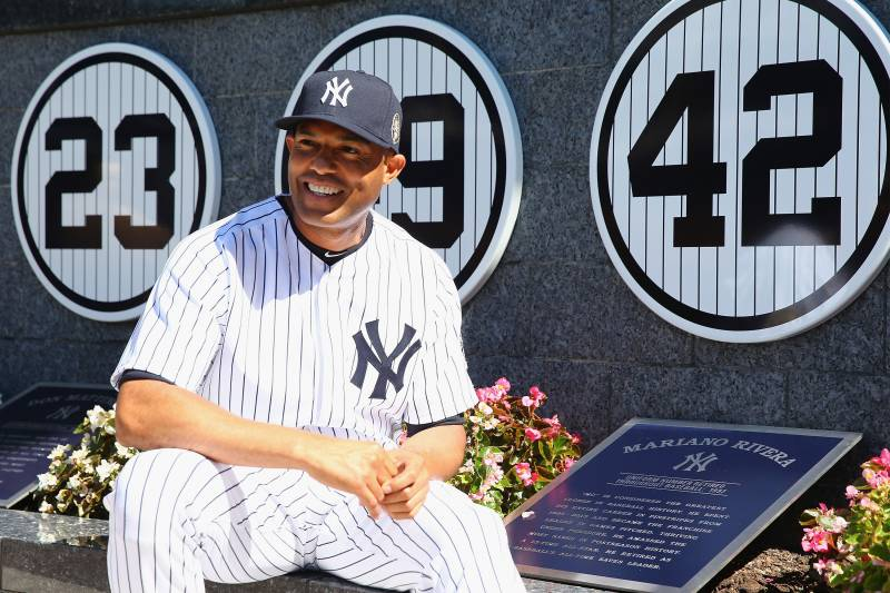 f3d41d5bc7f21 Reliving All of the Best Mariano Rivera Retirement Gifts