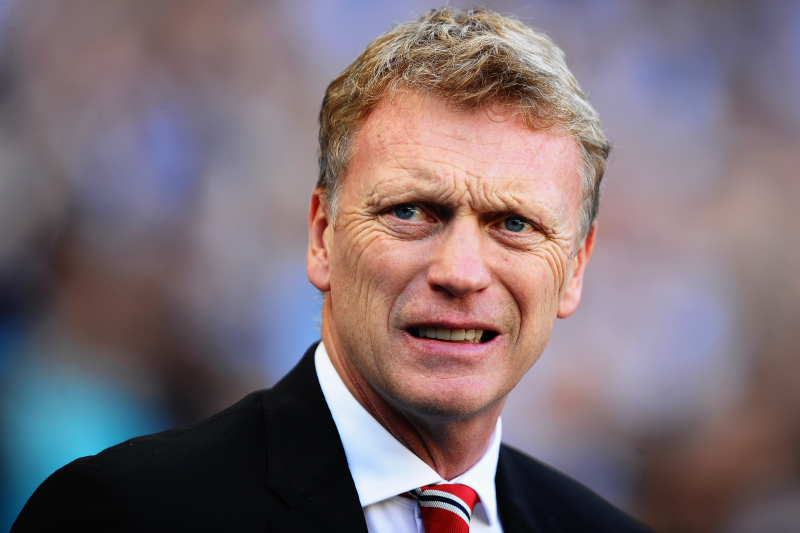 How David Moyes' Tactics Lost Manchester United the Derby vs. Manchester City
