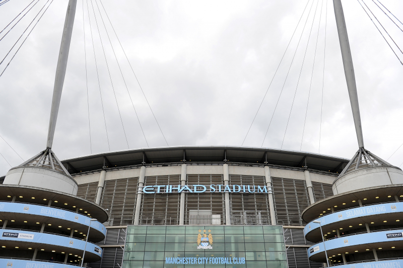 Introducing Manchester City's Spectacular New Training Complex