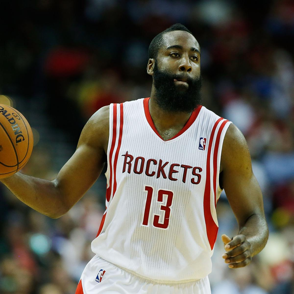 Houston Rockets Training Camp 2013: Roster Projections And