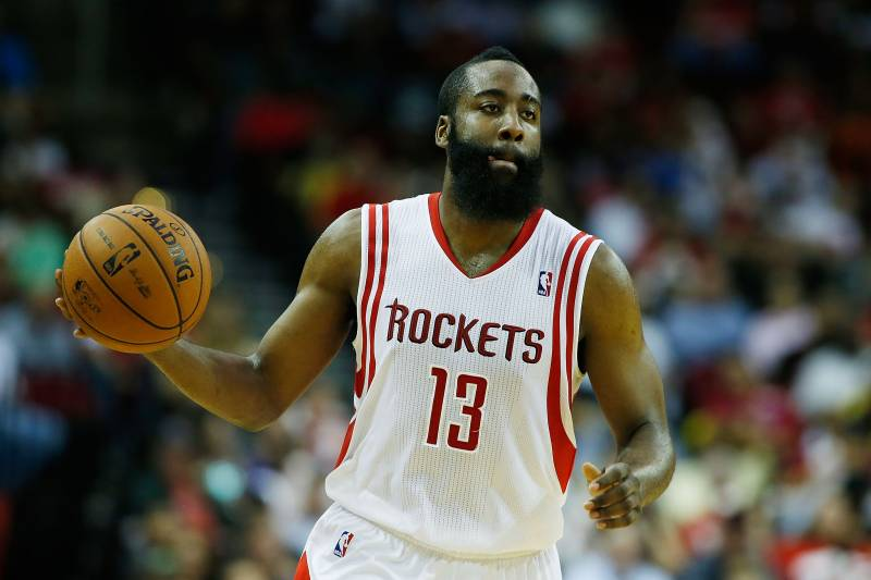 dd620e56d703 Houston Rockets Training Camp 2013  Roster Projections and Team ...