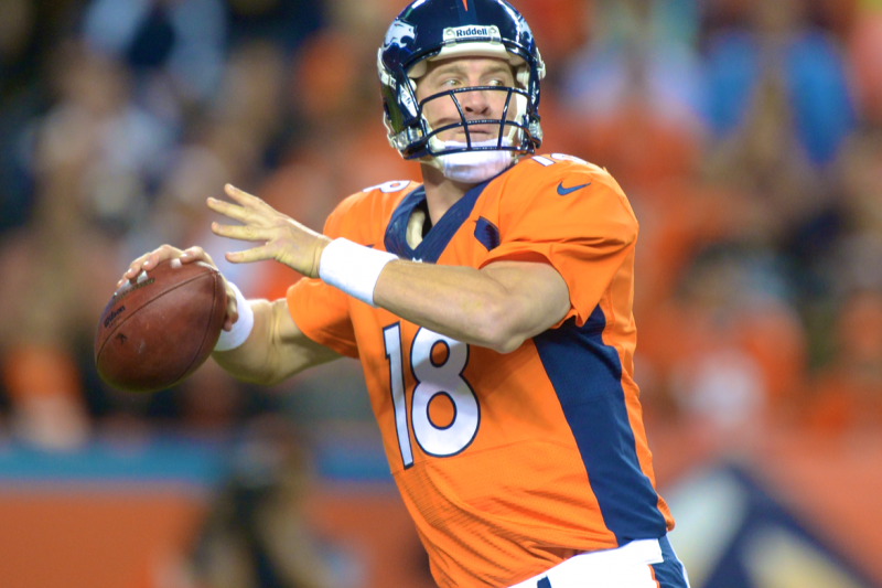 Peyton Manning Is Pushing the Denver Broncos Offense to Unthinkable Heights