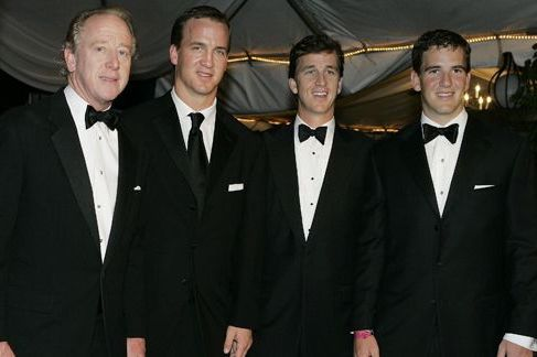 Cooper Manning's Injury, Aftermath Play Central Role in ESPN's 'Book of Manning'