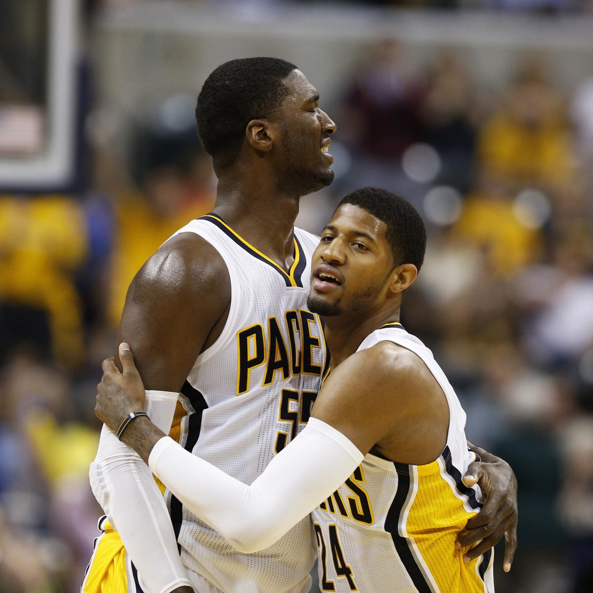 f5778e88a025 Indiana Pacers Training Camp 2013  Full Preview and Roster Projections
