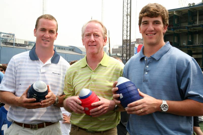 Manning Brothers Depicted Through Lens of Their Father in 'Book of