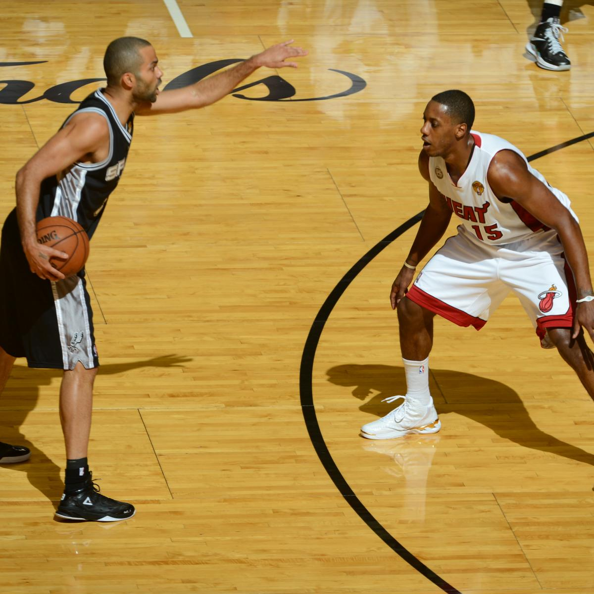 Spurs First Team Players Squad: San Antonio Spurs Training Camp 2013: Full Preview And