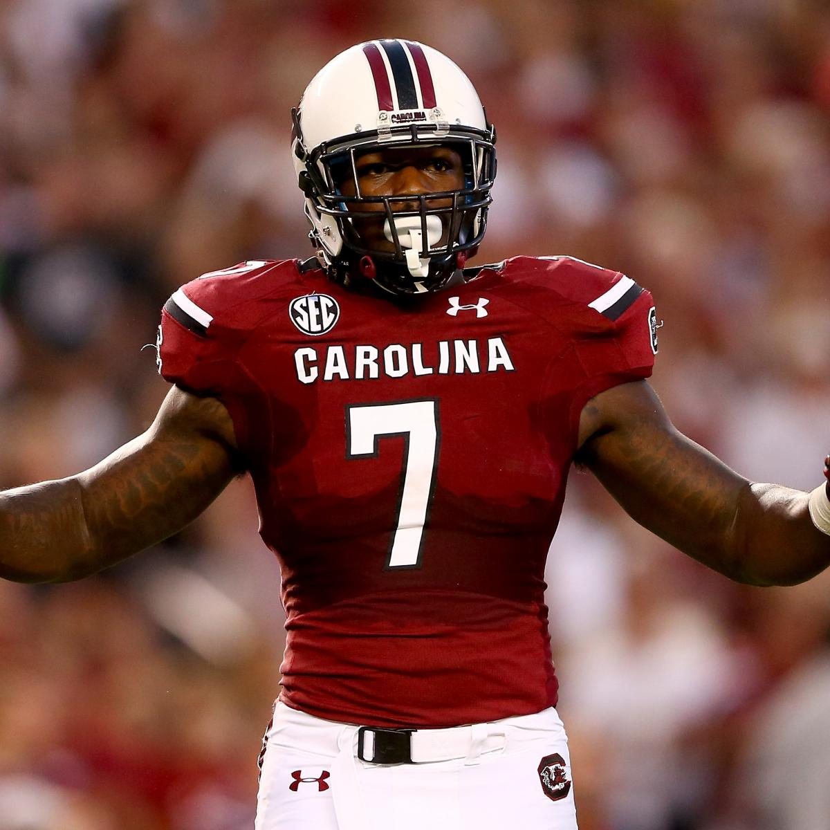 Jadeveon Clowney's Updated NFL Draft Stock After Win ...
