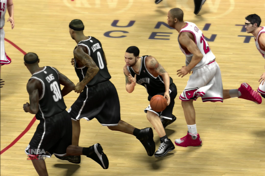 how to play nba 2k14 controls