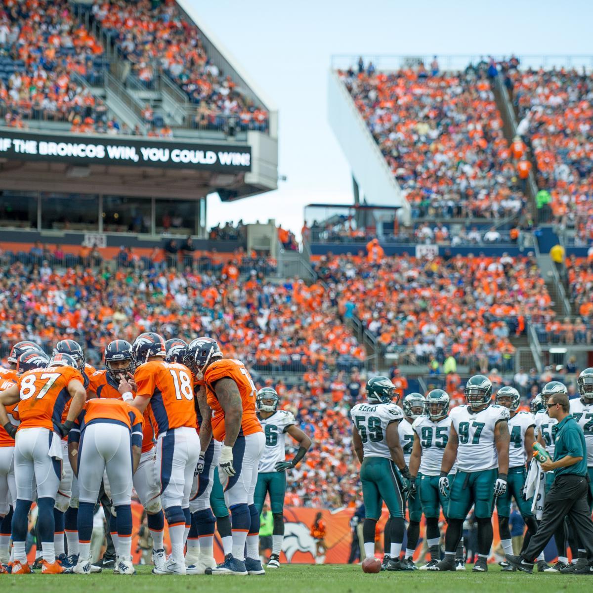 Philadelphia Eagles Vs. Denver Broncos: Full Report Card
