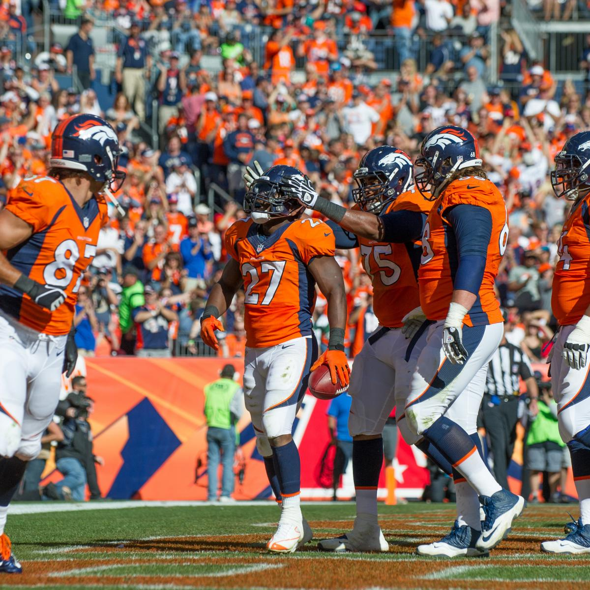 NFL Week 4 Six Yards Of Separation: Denver Broncos To