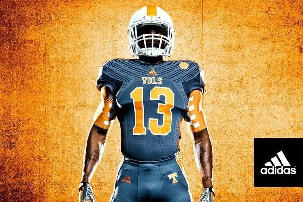 differently 6ac51 49eed Grading Tennessee's Smokey Gray Uniforms Vols Will Wear vs ...