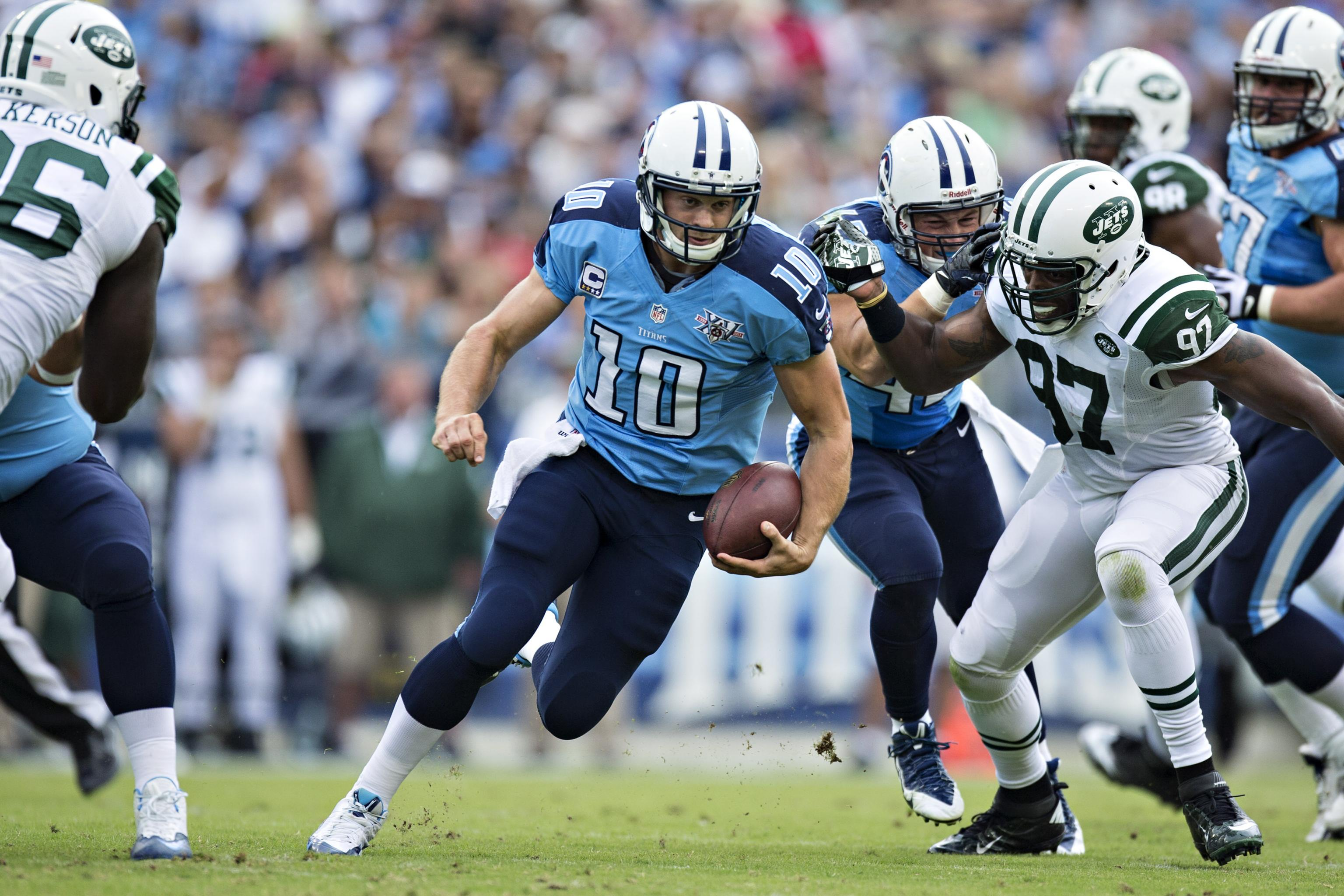 Jake Locker Injury: What Does QB Absence Mean for Tennessee Titans ...