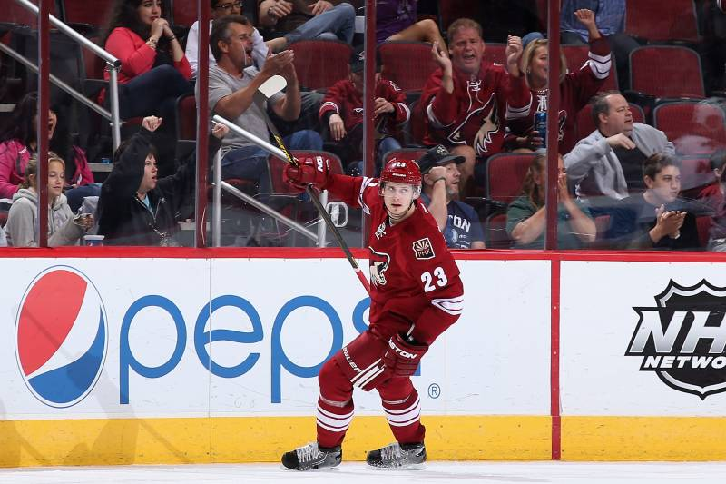 Will the 2013-14 Phoenix Coyotes Reach the Postseason