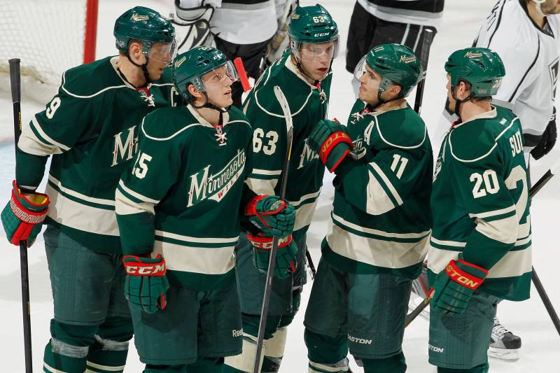 As the Wild enter year two of the Parise (11) and Suter (20 ff52b6254