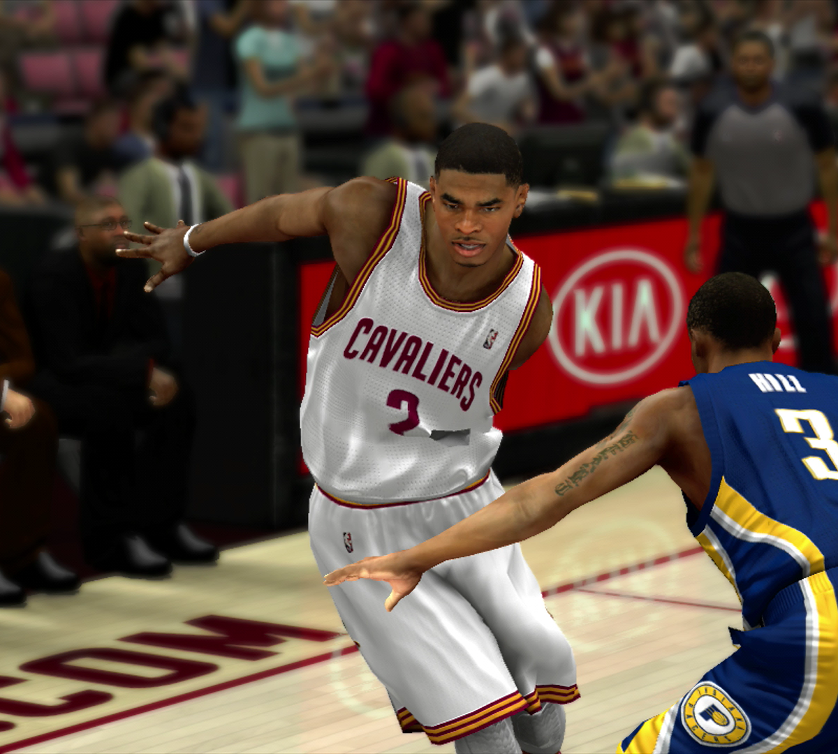 NBA 2K14 Ratings: Kyrie Irving and the Highest-Rated Young Stars