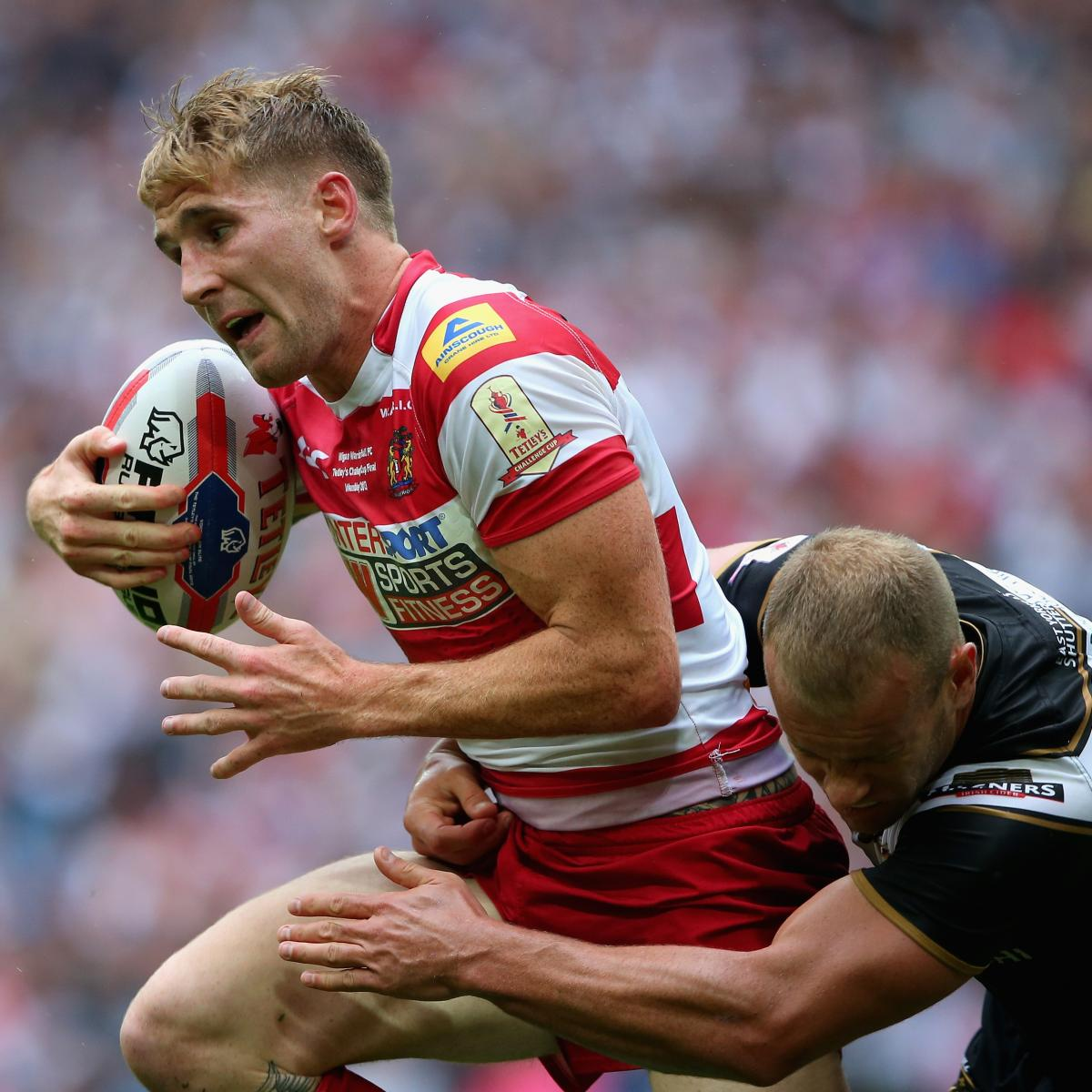 Old Rugby League Games: Rugby League Grand Final 2013: Key Battles In Wigan Vs